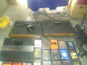 2 original ataris and 1 second generation for Sale in Seattle, WA