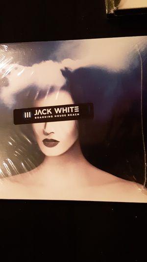 Jack white beading house reach new cd for Sale in Salt Lake City, UT