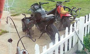 Pocket bike 08 ninja pw 80 Yamaha dirt bike trade for vehicle for Sale in Cedar Hill, MO
