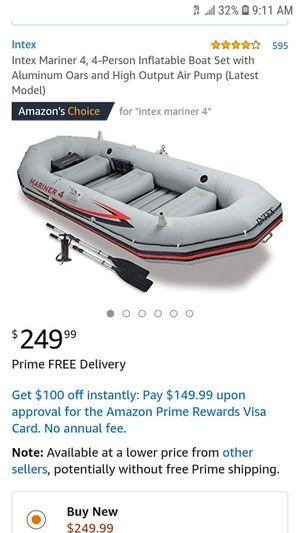 Raft river 4 person for Sale in Modesto, CA