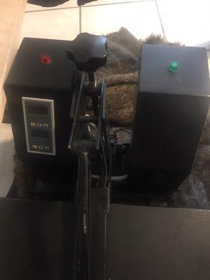 Big 15x15 heat press for Sale in Pontiac, MI