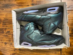 Air Jordan 6 size 18 no lid for Sale in Happy Valley, OR