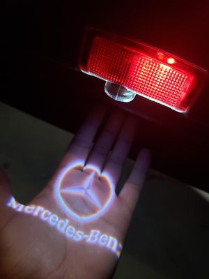 Mercedes-Benz LED side door light for Sale in San Diego, CA
