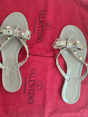 Valentino Garavani sandals size 6 for Sale in Bevier, MO