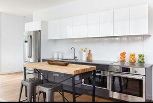 Butcher Block Kitchen Island for Sale in Washington, DC