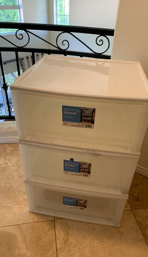 Stacking Drawer for Sale in Los Angeles, CA