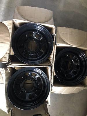 3- 15x8 5x5.5 for Sale in Corona, CA