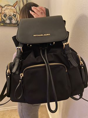 Michael Kors Backpack & Heart Wallet for Sale in Grapevine, TX