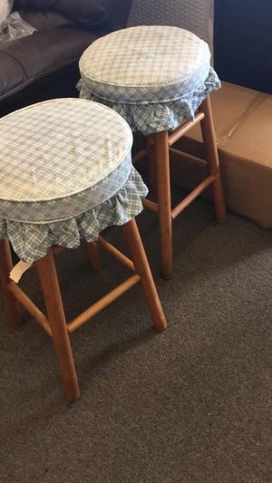 Set of Stools for Sale in Fort Leonard Wood, MO