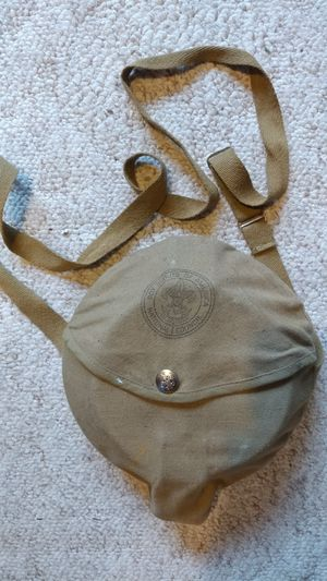 Boy Scouts Camping Mess Kit. Vintage for Sale in Lynnwood, WA
