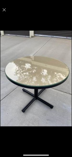 Glass Coffee / End Table for Sale in Nashville, TN