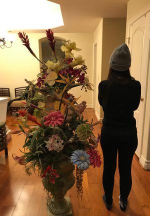 Faux Flower Arrangement for Sale in Cerritos, CA