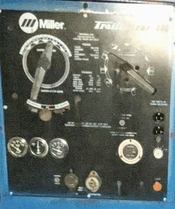 HD Welder Power Generator AC/DC Shielded Metal Arc & Gas TIG Portable Trailer for Sale in Snohomish,  WA