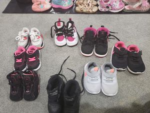 TODDLER JORDANS AN NIKE SNEAKERS IN MINT CONDITION for Sale in Alexandria, VA