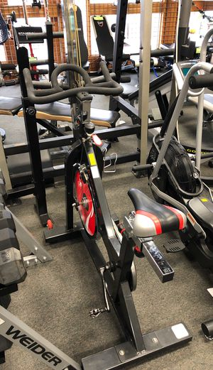 Super clean sunny exercise spin bike for Sale in Tempe, AZ