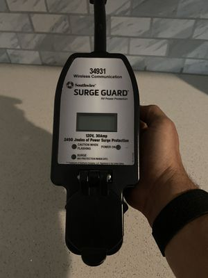 South wire Surge guard rv power protection for Sale in Canton, GA