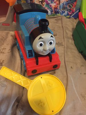Thomas & Friends Fisher Price My First Motion Control Thomas for Sale in Brooklyn, NY