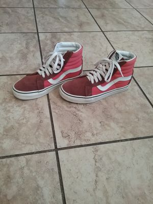 Vans for boys size 6.5 size 8 on girls for Sale in Salinas, CA