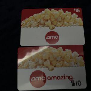 AMC Theatre Gift Card for Sale in Phoenix, AZ