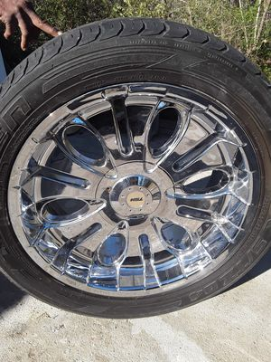 22in rims for Sale in Georgetown, SC