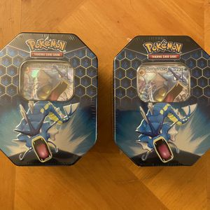 Hidden Fates Tins (2) FACTORY SEALED for Sale in Brandon, FL