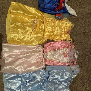 Disney Princess Costumes for Sale in Clovis, CA