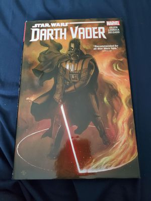 Star Wars Darth Vader graphic novel by marvel for Sale in Lynnwood, WA