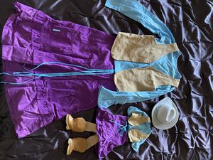 My Doll & Me Cowgirl Outfits (size S) for Sale in Mission Viejo, CA