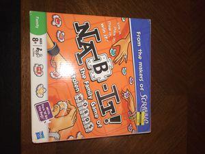 Nab-it board game for Sale in Murfreesboro, TN
