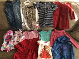 Girls clothing bundle 4t for Sale in Stockton, CA