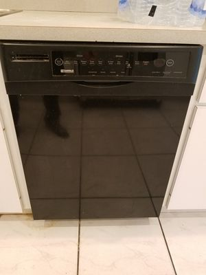 Kenmore black Dishwasher for Sale in Coral Gables, FL