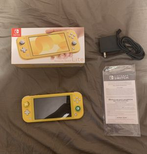 Nintendo Switch Lite for Sale in Inglewood, CA