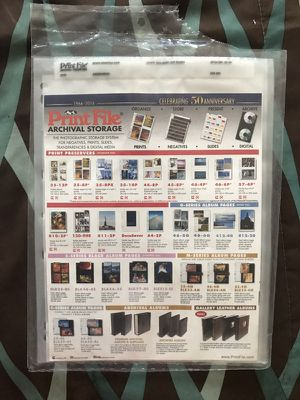 Negative sleeves for Sale in Lakewood, CA