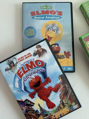 Elmo DVD's for Sale in Oceanside, CA