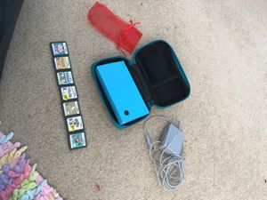 Nintendo Dsi comes with case & 7 games for Sale in Lawrenceville, GA