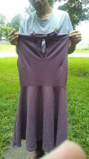 Purple Wedding Dress for Sale in Orange, TX