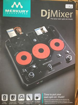 DJ Mixer for IPod (1st-5th generation) for Sale in Alexandria, VA