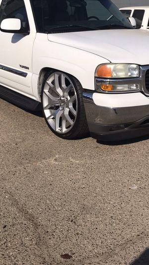 26 inch rims for Sale in Fresno, CA
