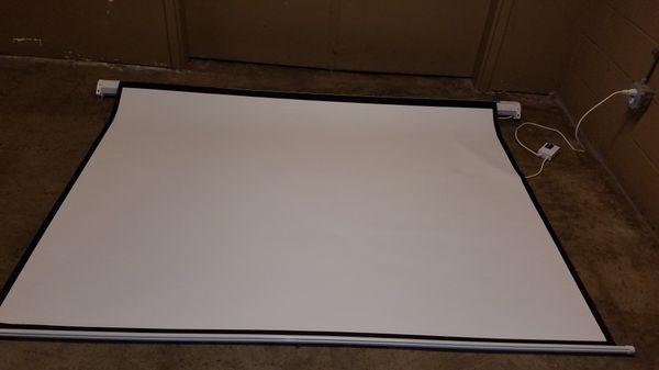 Pantall para USAR con proyector