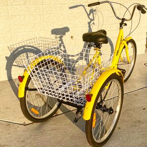 24 Inch Trike For Sale Safety Yellow for Sale in San Diego, CA