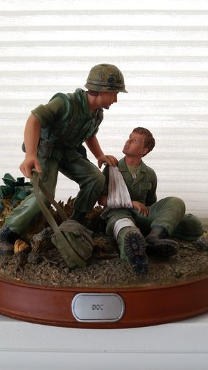 "GI Joe Army ""Doc"" Collectible Figurine for Sale in Milwaukie, OR"