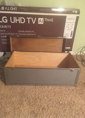 Steamer trunk for Sale in Traverse City, MI