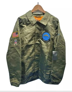 Nike Los Angeles Chargers Salute to Service 2019 Jacket NWT Men's AT7782-222 3XL for Sale in Los Angeles, CA