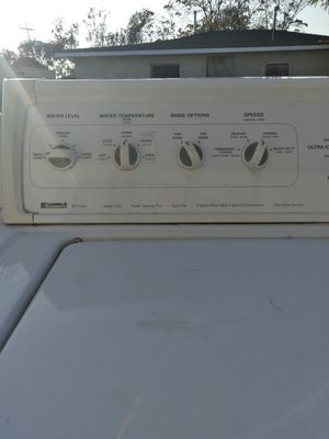 Kenmore washer WORKS GOOD for Sale in Bakersfield, CA