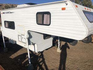 2002 FLEETWOOD RV ANGLER CAMPER for Sale in Big Bear, CA