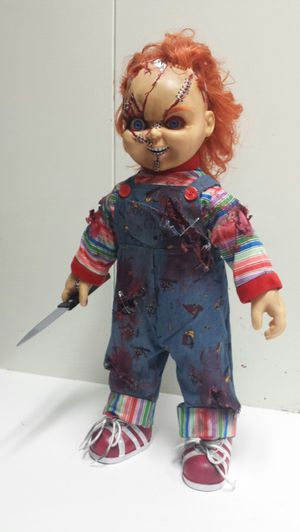 "24"" CUSTOM BRIDE OF CHUCKY HORROR MOVIE DOLL for Sale in West Chicago, IL"
