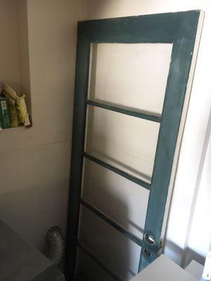 Antique door wood frame for Sale in Costa Mesa, CA