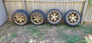 "Motegi 18"" Wheels & Falken Tires for Sale in Marietta, GA"