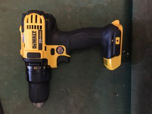 20v Dewalt drill for Sale in TOMBALL, TX