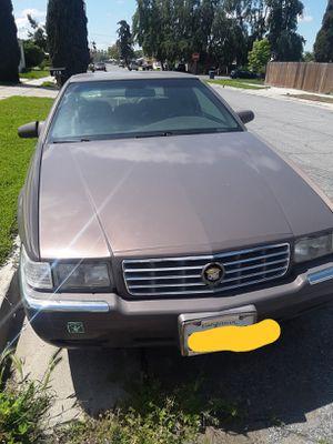 1998 Cadillac el Dorado for Sale in Tulare, CA